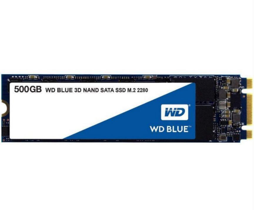 SSD M.2 Western Digital Blue 500GB
