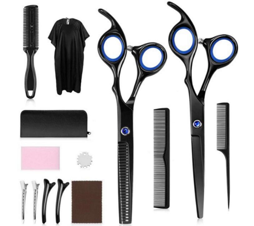 Set 13pcs herramientas de Peluquería