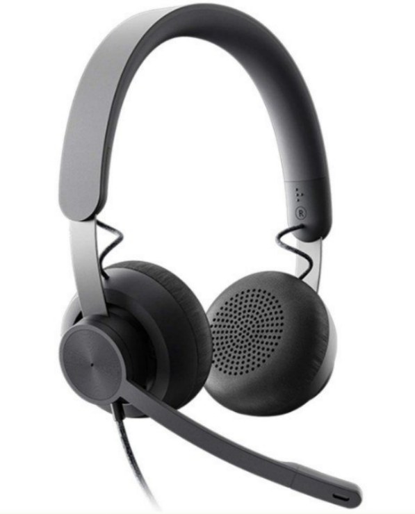 Auriculares profesionales Logitech ZONE WIRED