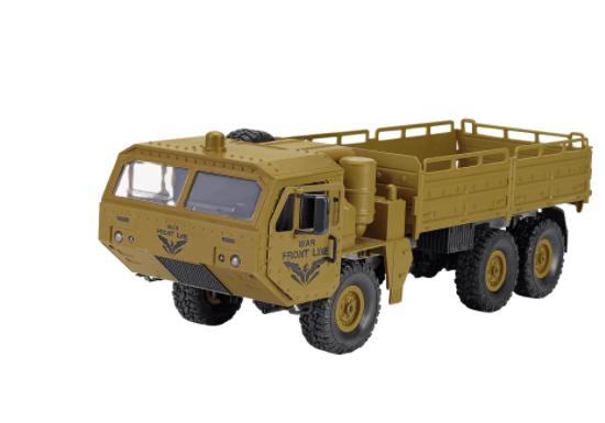Camión JJRC Q75 a control remoto