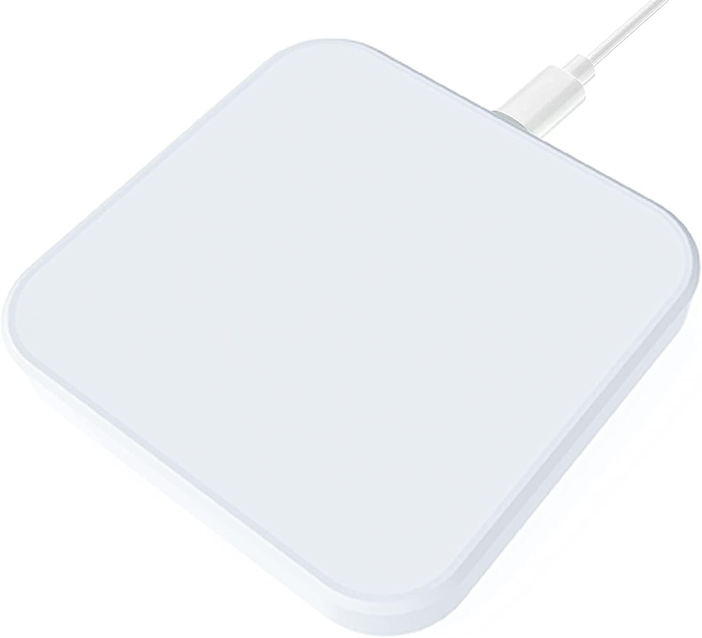 Cargador inalámbrico 15W USB