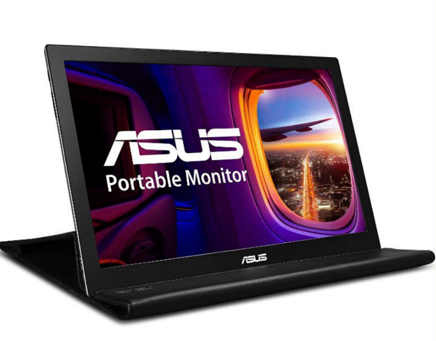 """Monitor Portátil de 15,6"""" HD Asus MB168B"""