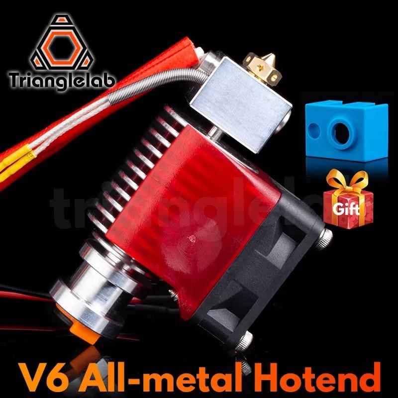 Extrusor de metal V6 Hotend