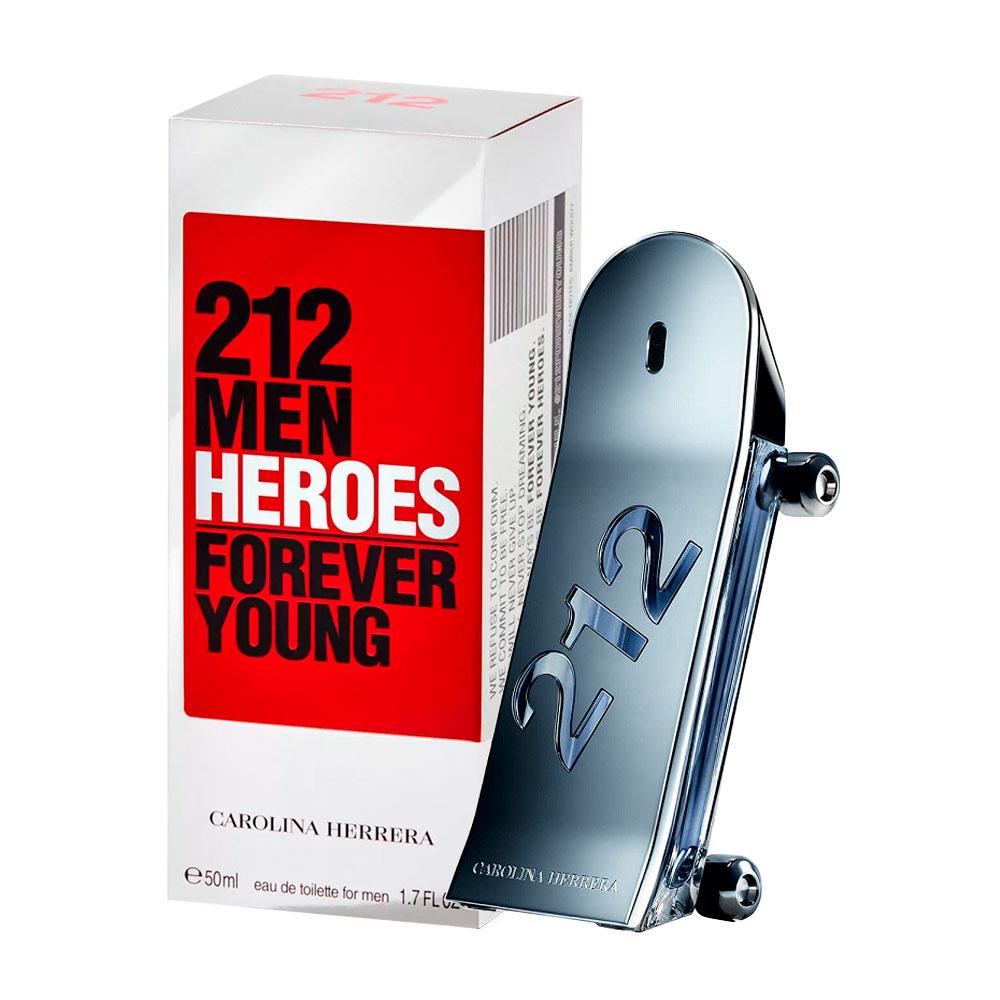 Muestras de Perfume Carolina Herrera 212 Heroes