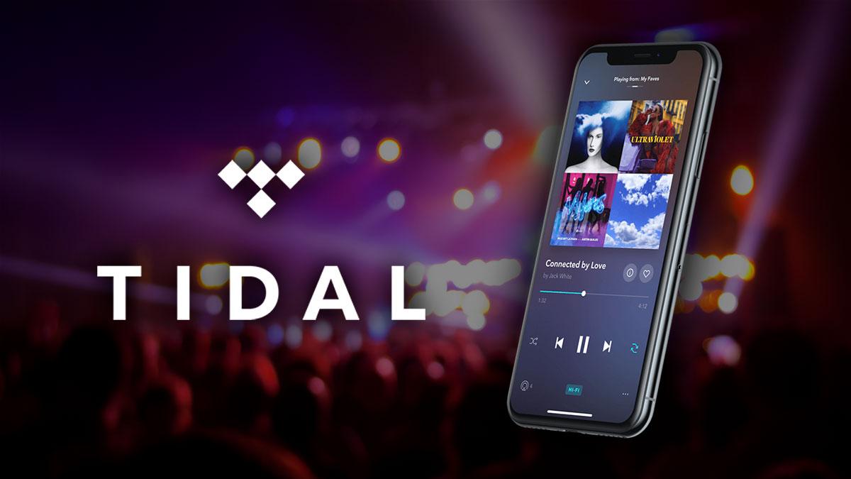 3 meses de TIDAL Premium o HIFI