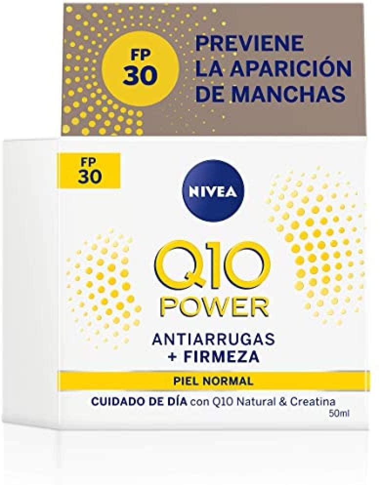 Nivea Q10 Power Antiarrugas Cuidado