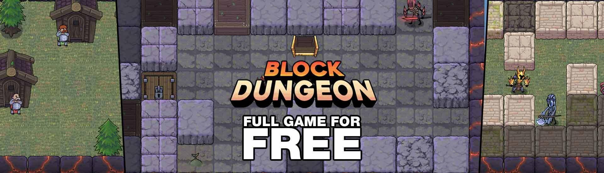 Videojuego Block Dungeon