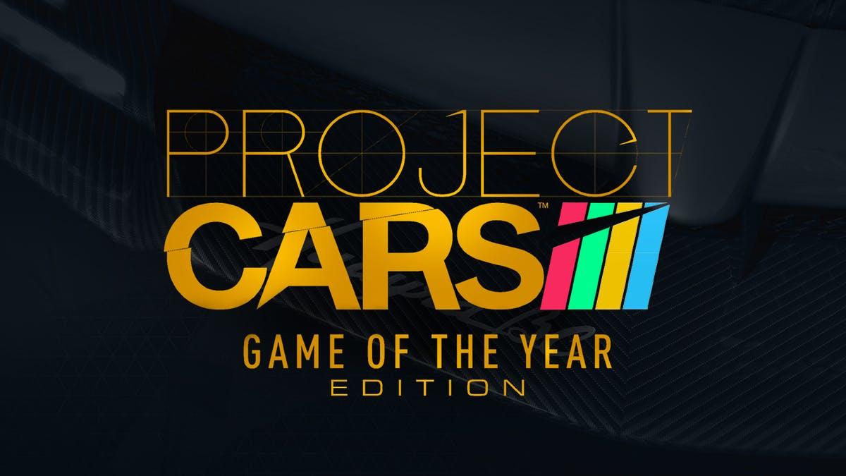 Videojuego Project CARS Juego del Año