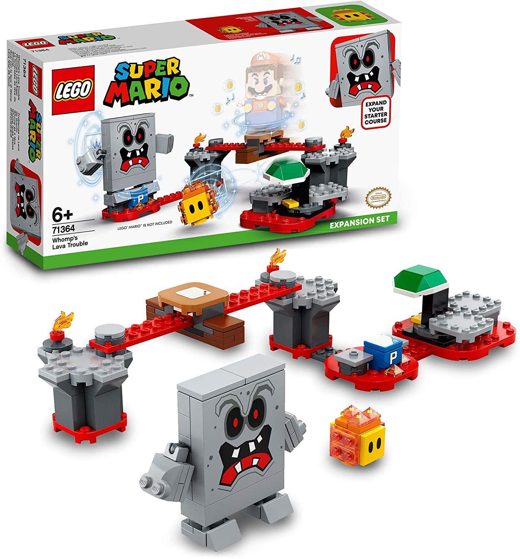 LEGO Super Mario Set de Expansión Lava letal de ROCO