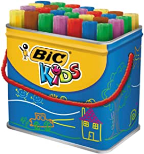 30x Rotuladores Bic Kids Decoralo Colouring