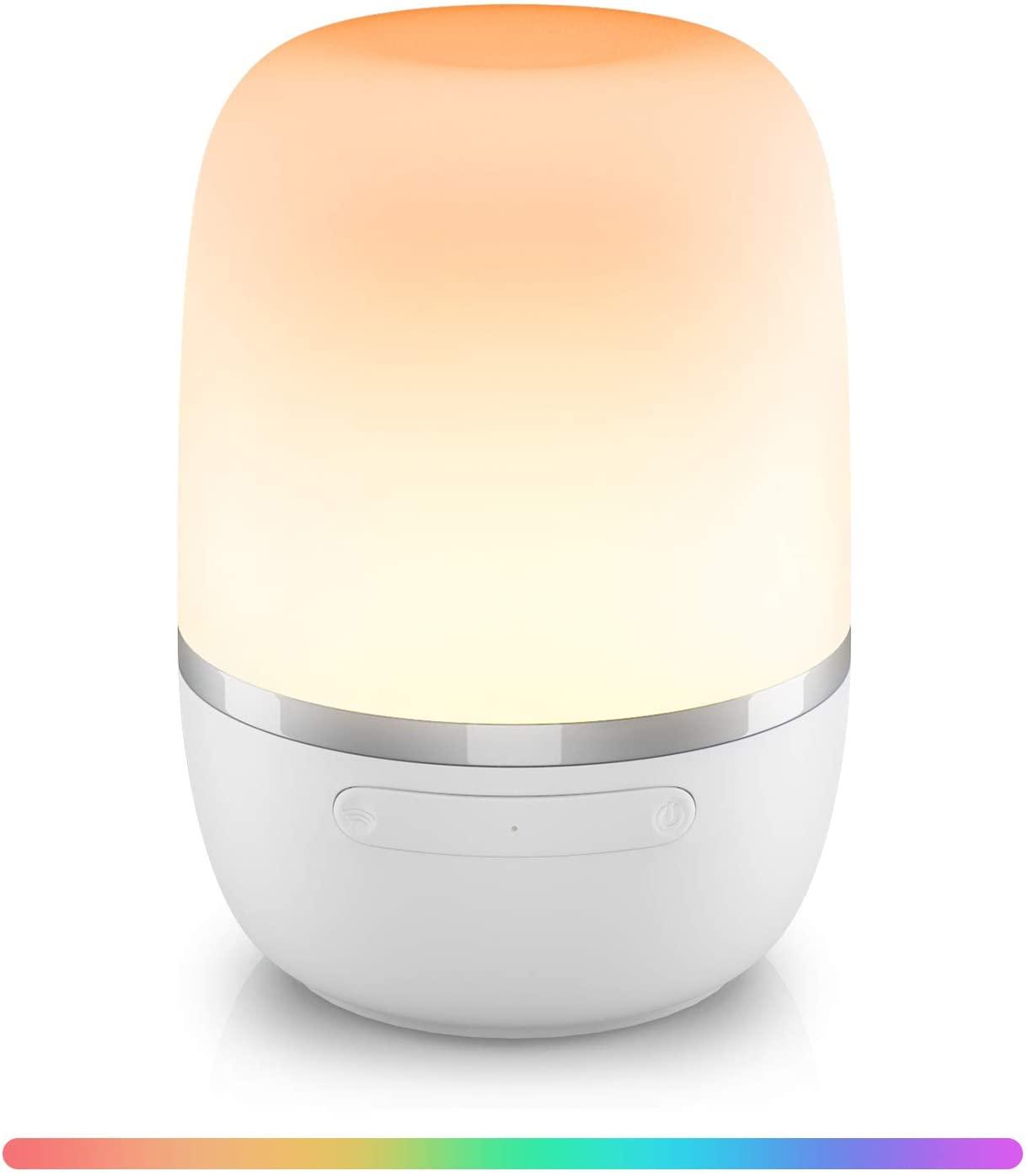 Lámpara de Mesa Inteligente