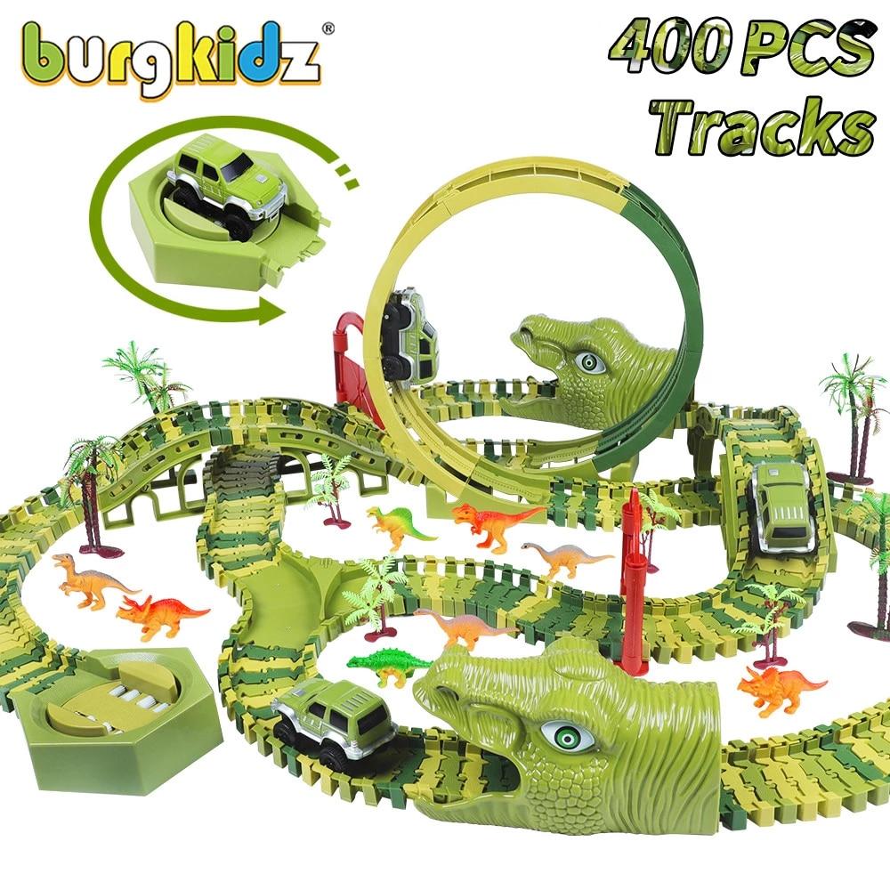 Set de dinosaurio juguete 400pcs