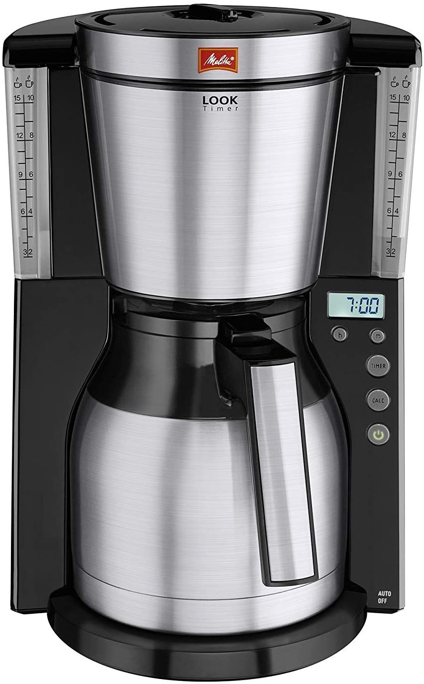 Cafetera de filtro Melitta Look IV 1000 W