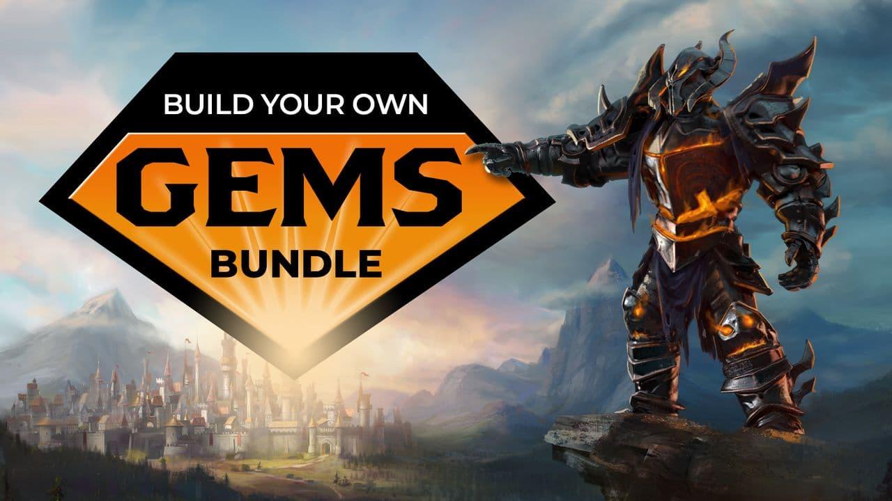 Crea tu propio Bundle: Gems Bundle