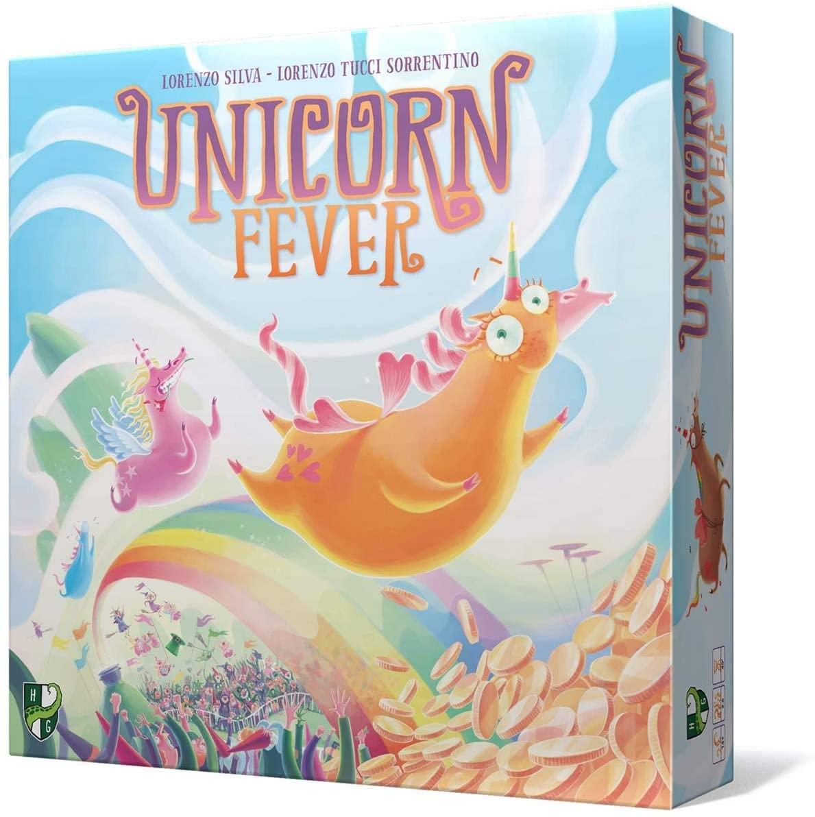 Unicorn Fever Asmodee