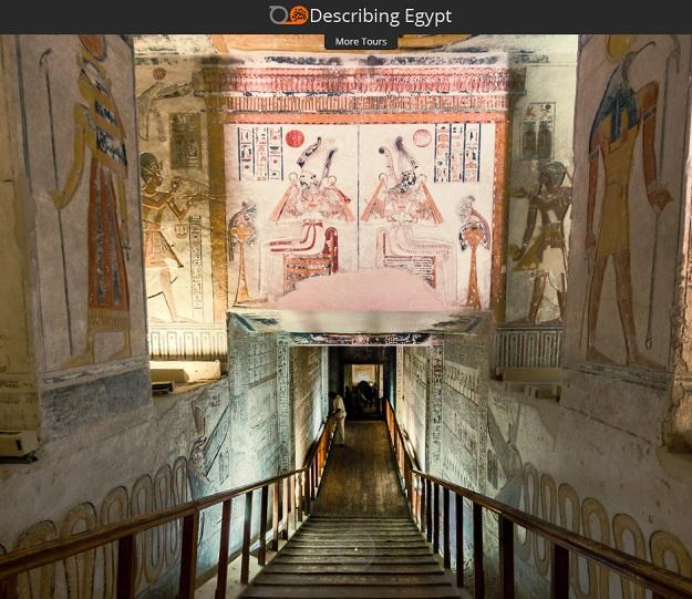 Descubre el antiguo Egipto con una visita virtual