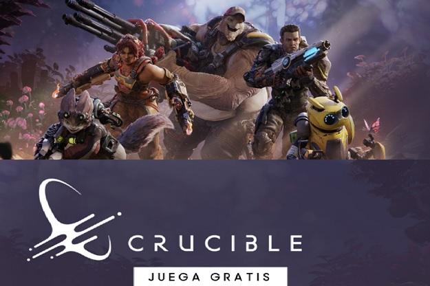 Juega gratis a Cruzible de Amazon Games y en Steam