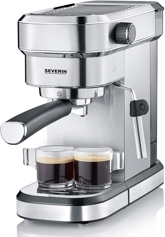 Cafetera espresso Severin KA 5994 1350W