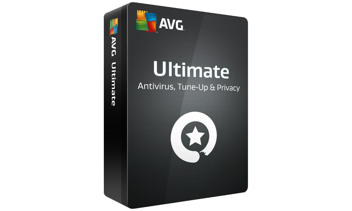AVG Ultimate, dispositivos ilimitados de seguridad y mantenimiento durante 2 año