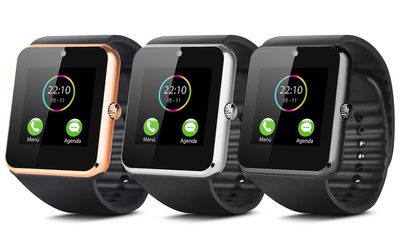 smartwatches multifunción Smartek SW-832