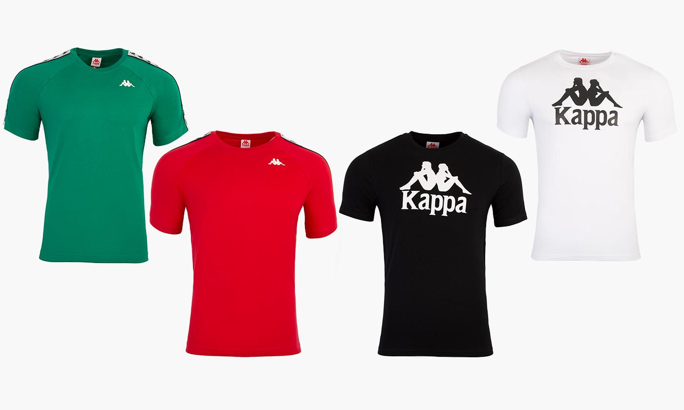 Camiseta de hombre Kappa