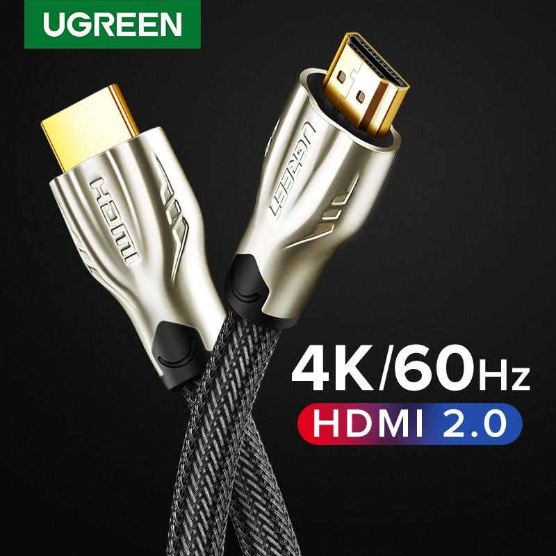 Cable HDMI-HDMI 4K Ugreen 1 Metro