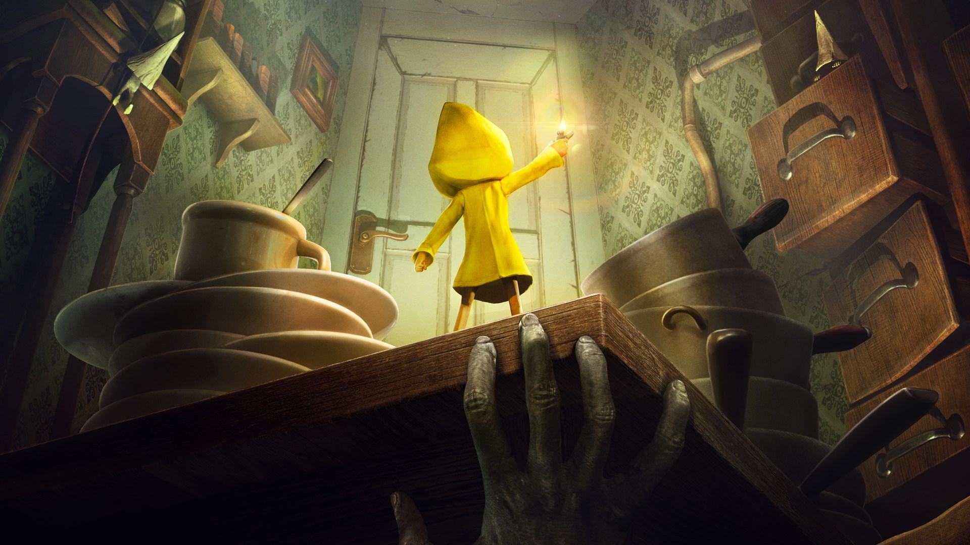Videojuego Little Nightmares (Steam)