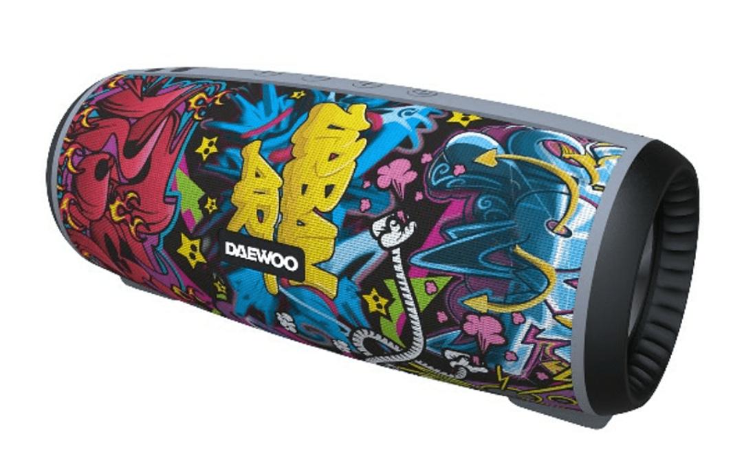 Altavoz inalámbrico Daewoo DBT-10 de 12W