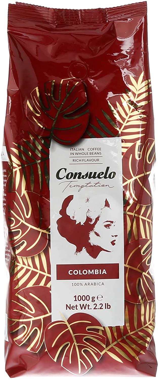 Pack de 2 Café de Colombia en grano Consuelo 1 kg