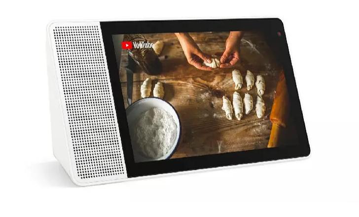 "Asistente inteligente Lenovo Smart Display 10"""