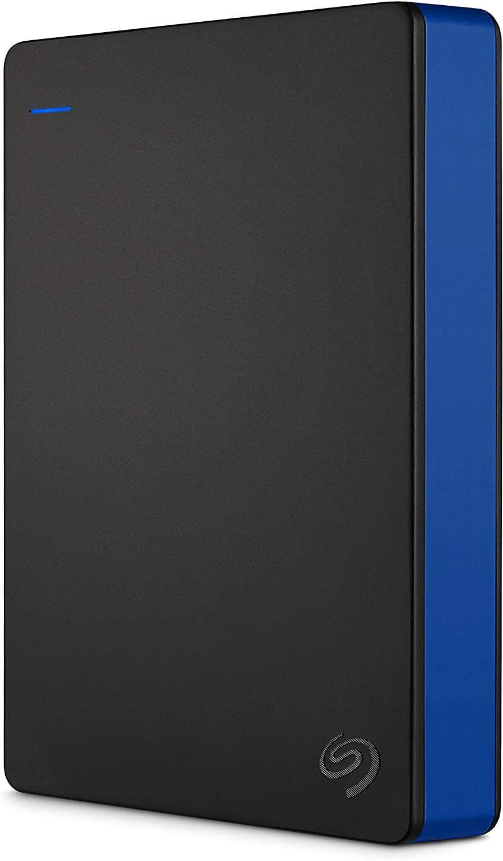 Disco Externo Seagate Game Drive, 4TB (Compatible con PS4)
