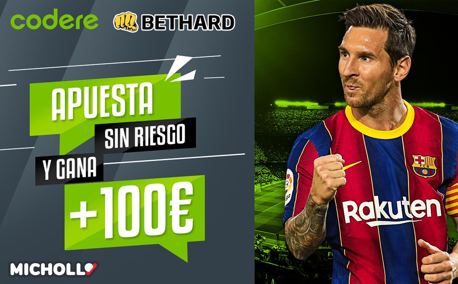 Apuesta SIN RIESGO y GANA +100€ + Regalo Acciones Trading212
