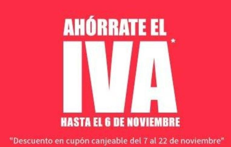 Ahorrate el IVA en Carrefour