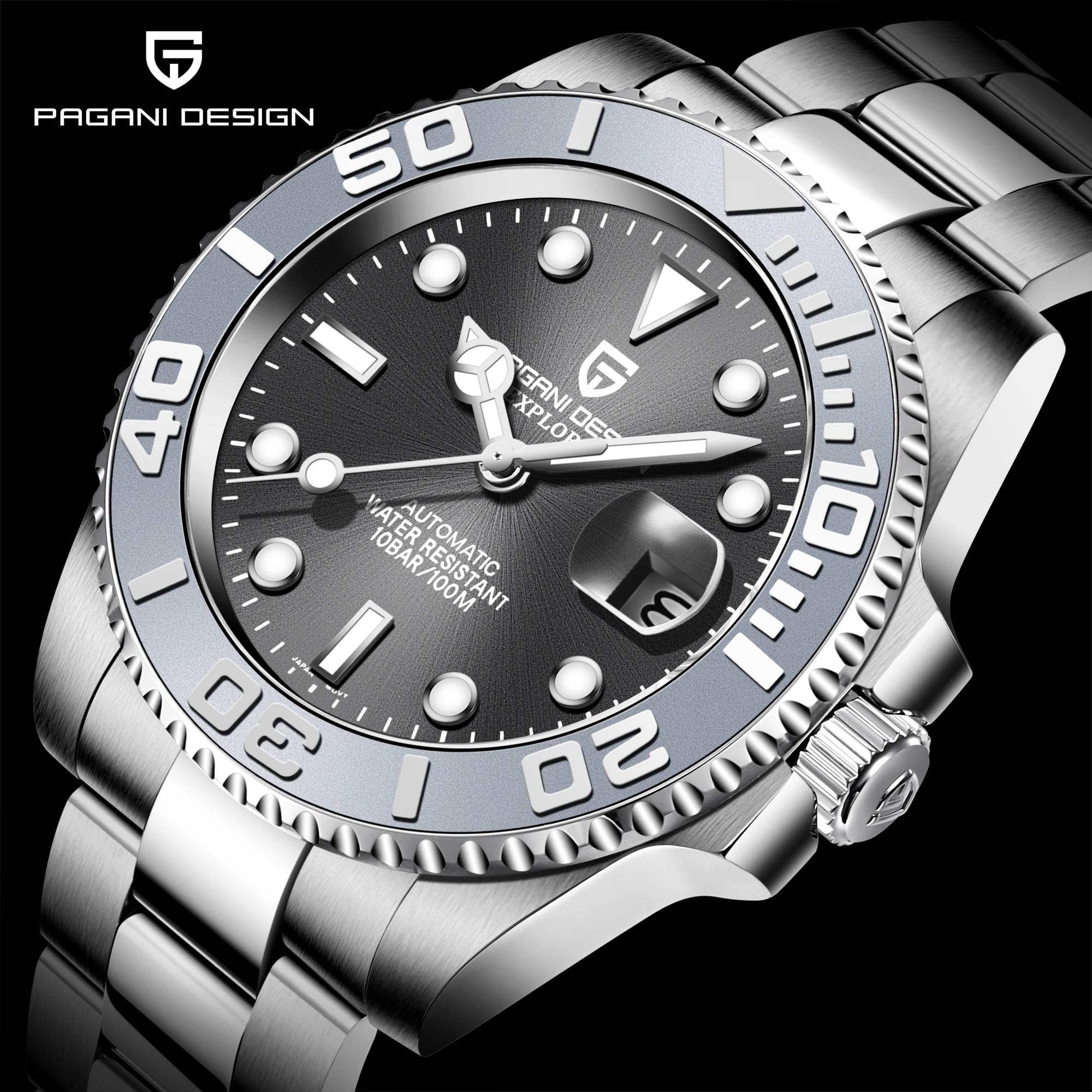 Reloj de pulsera Pagani Desing