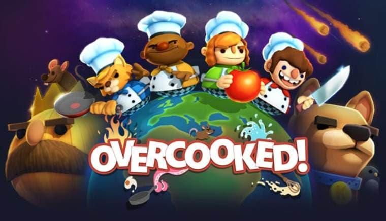 Overcooked en Prime Gaming GRATIS
