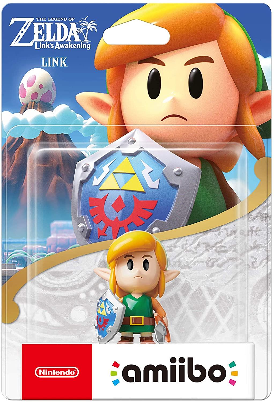 Zelda Amiibo Link's Awakening