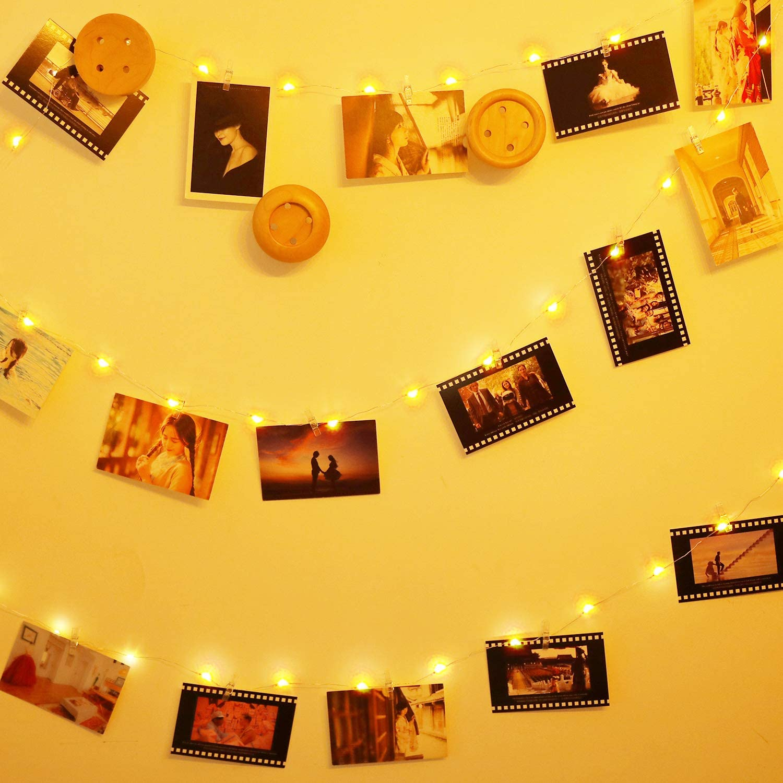 Clip LED para fotos 5 metros