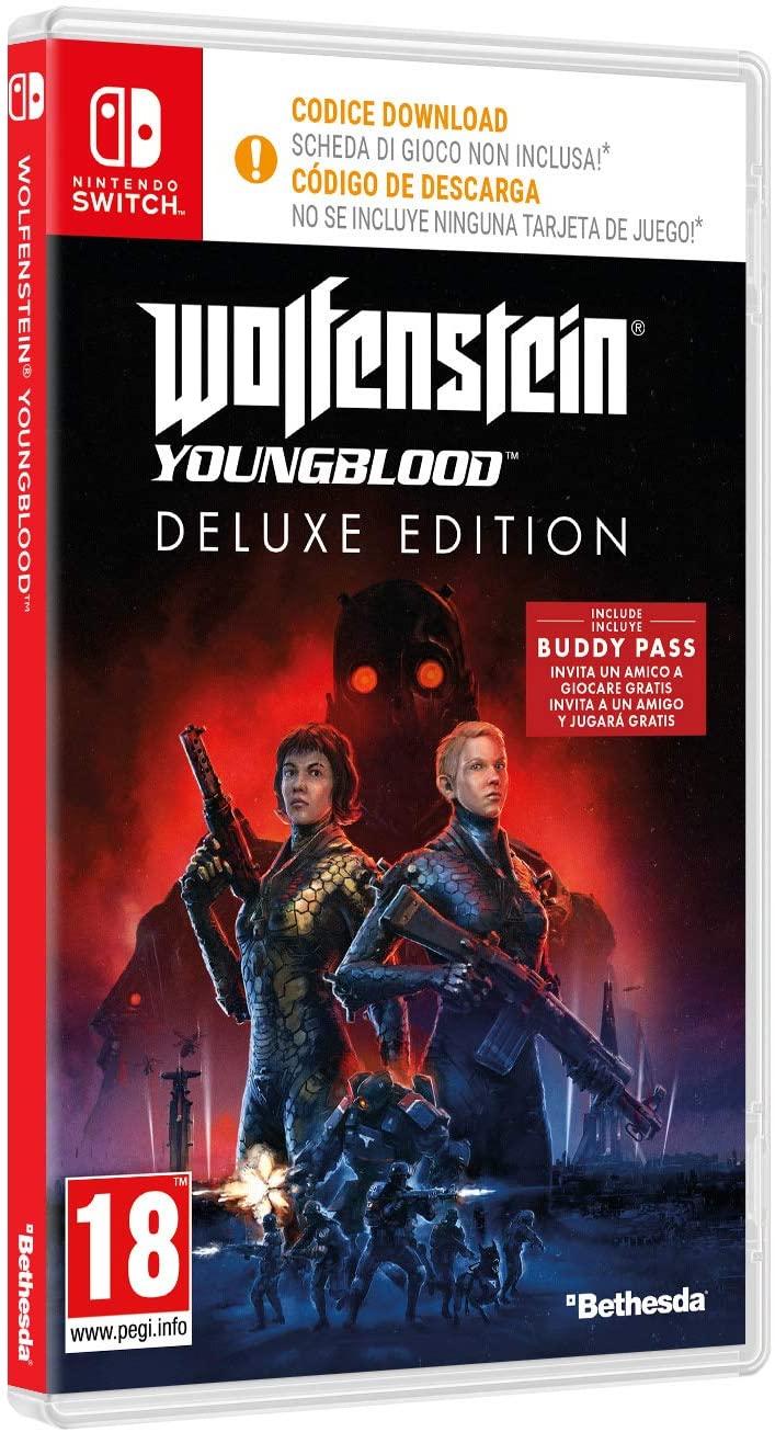 Wolfenstein Youngblood Edición Deluxe