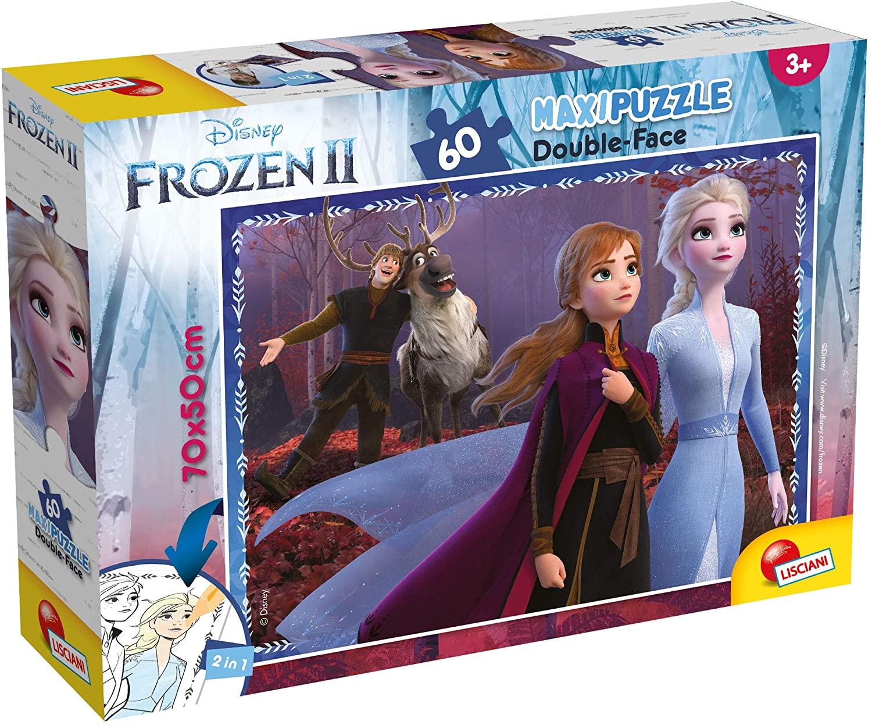 Puzzle de doble cara Frozen 2