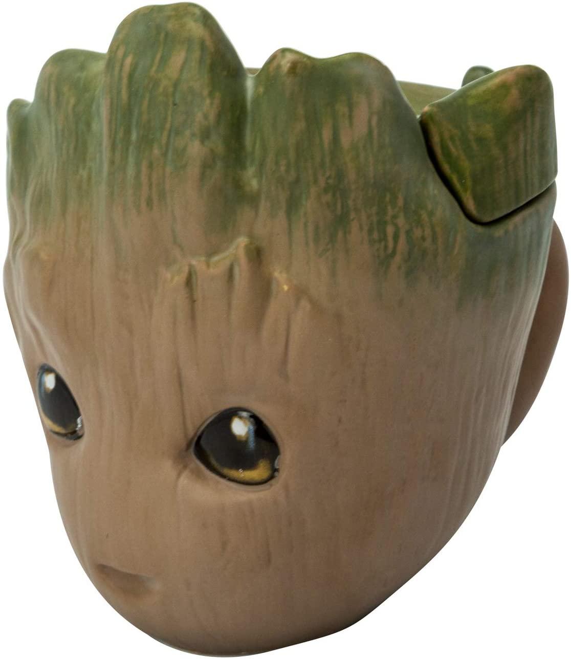 Taza 3D Marvel Mini Groot