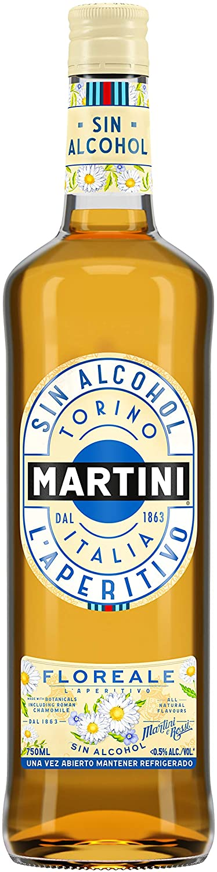 Vermouth Aperitivo: Martini Floreale sin alcohol