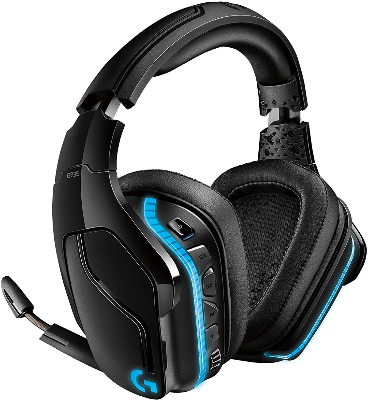 Auriculares Inalámbricos Gaming Logitech G935