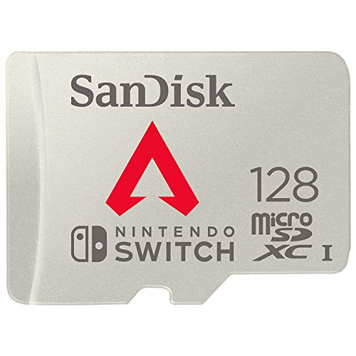 SanDisk MicroSDXC para Nintendo Switch, Apex Legends 128GB