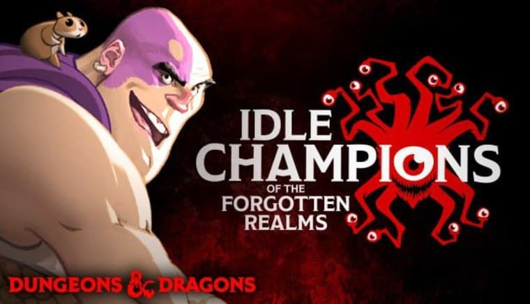 Idle Champions of the Forgotten Realms en Epic Games
