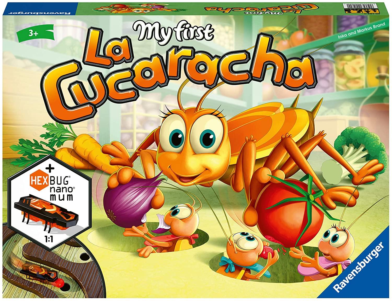 Juego La Cucaracha de Ravensburger