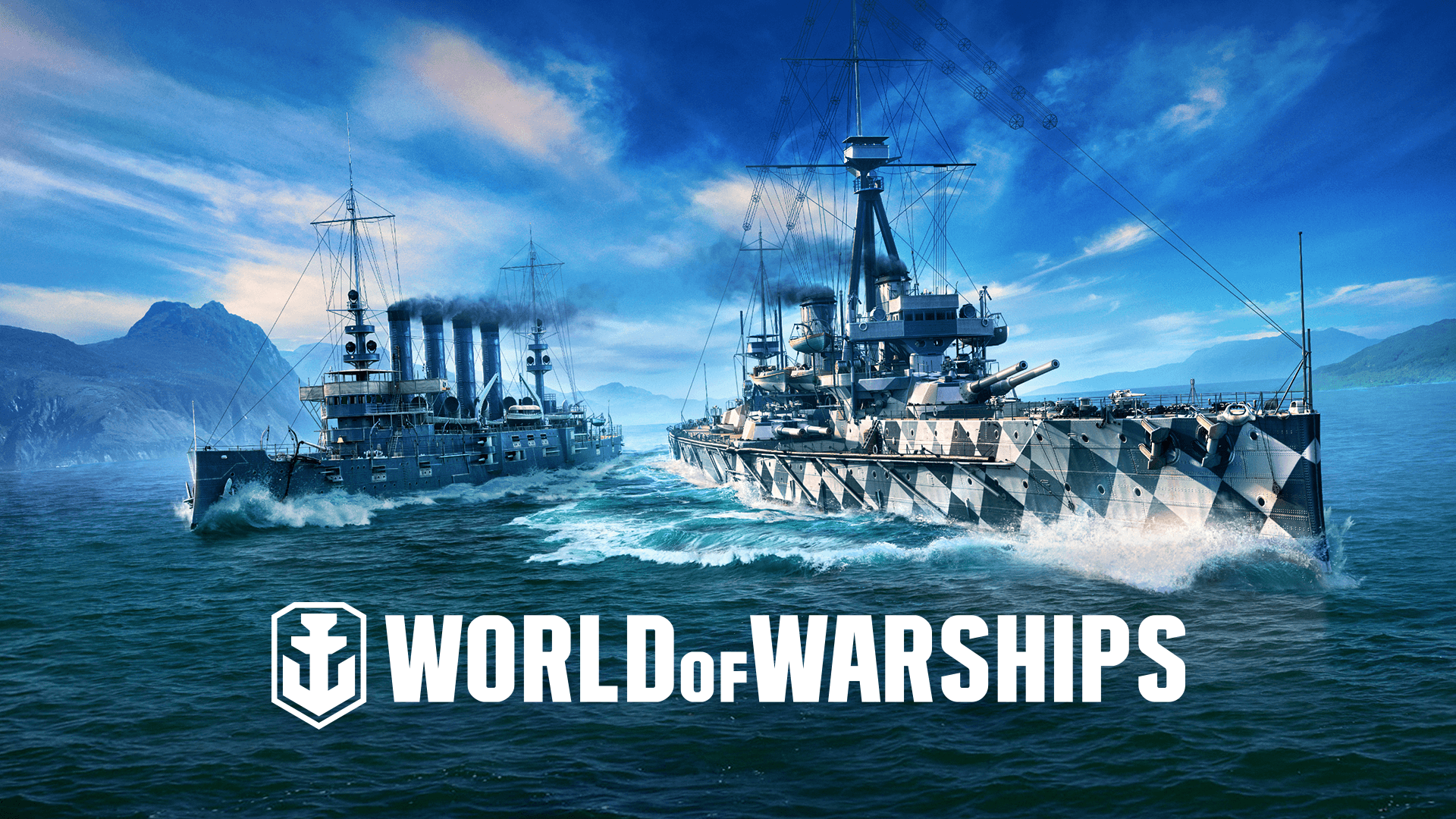 DLC Exclusive Starter Pack para World of Warships