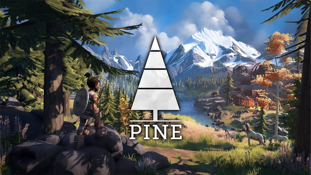 Pine en Epic Games