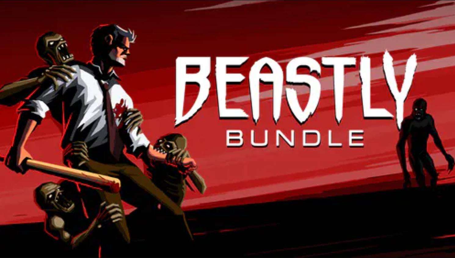 Beastly Bundle de videojuegos en Fanatical