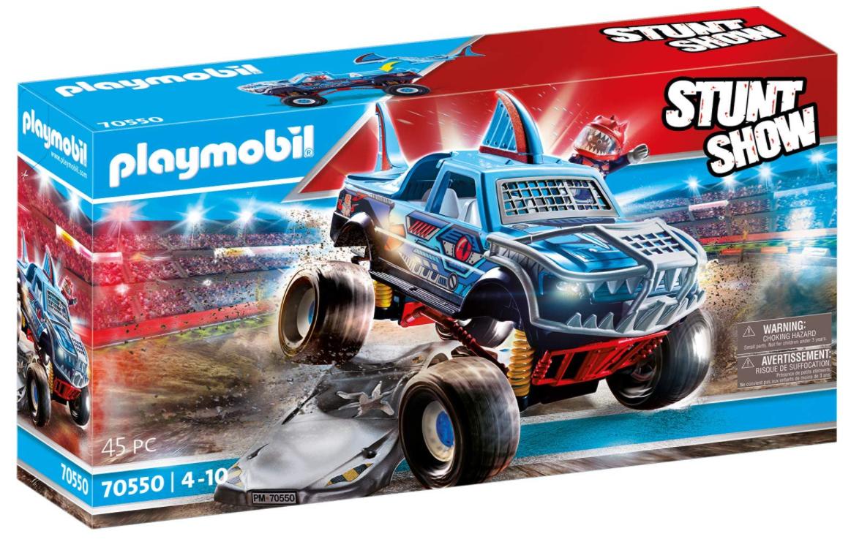 Camión Monster Truck Shark de Playmobil