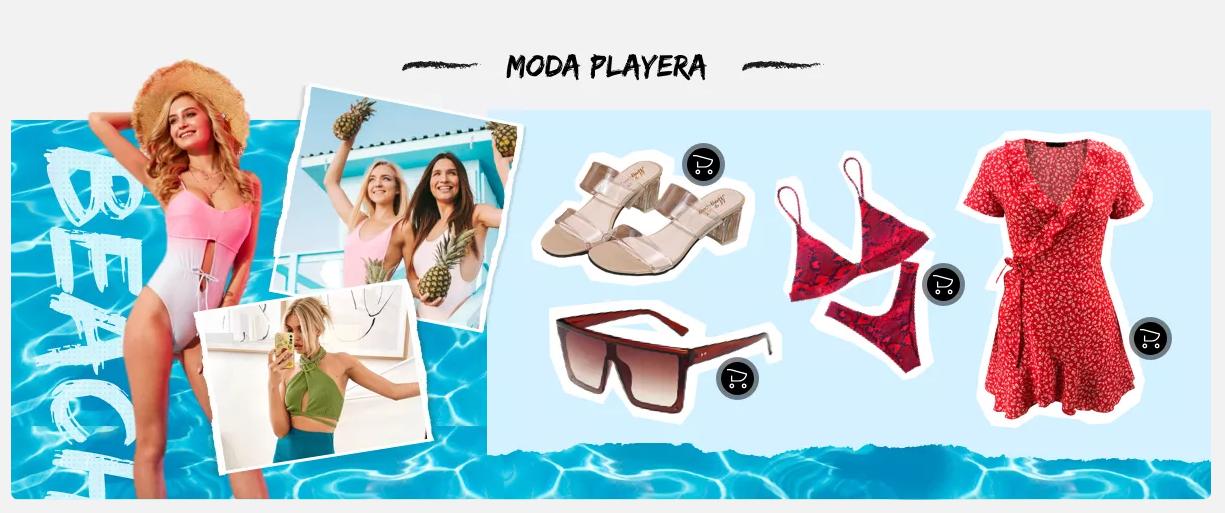 Hasta un -50% en moda de verano en Aliexpress